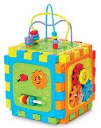 """Развивающий центр """"активный куб"""", PlayGo"""
