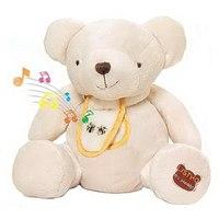 Мягкая игрушка мишка, музыкальный, MOLTO