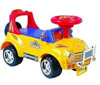 Каталка «джип», желтая (3-6 лет), Chi lok BO toys