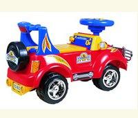 Каталка «джип», красная (3-6 лет), Chi lok BO toys