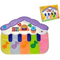 Музыкальная игрушка домик+пианино, Parkfield