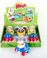 """Набор игрушек """"мобиль"""", Play Smart (Joy Toy)"""