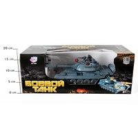 Радиоуправляемый боевой танк, Play Smart (Joy Toy)