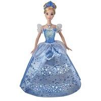 """Кукла """"disney принцесса - золушка в сияющем платье"""", Mattel (Маттел)"""