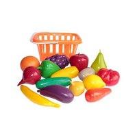 """Игровой набор """"фрукты и овощи"""" в корзине, Совтехстром (Спектр)"""