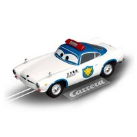 """Дополнительный автомобиль disney, тачки 2 """"финн макмиссл патрульный"""", Carrera"""