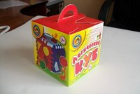 Логический куб, Строим вместе счастливое детство
