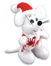 "Игрушка ""мышонок"", Mister Christmas"