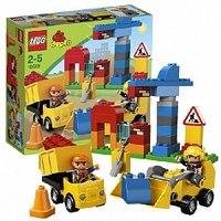 """Конструктор lego """"моя первая стройплощадка"""", LEGO (Лего)"""