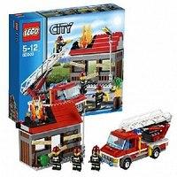 """Конструктор lego """"тушение пожара"""", LEGO (Лего)"""