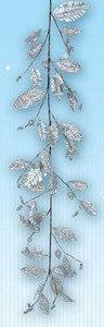 """Новогоднее украшение """"от-кутюр"""" """"ветка с листьями"""", Mister Christmas"""