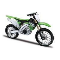 "Сборная модель мотоцикла ""kawasaki kx 450f"", Bburago (Ббураго)"