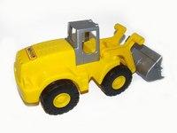 """Трактор-погрузчик """"агат"""", Wader quality toys"""