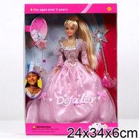Кукла «фея», 29 см, Defa