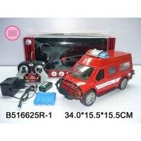 """Машина на радиоуправлении """"пожарная служба"""", Китай"""