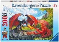 """Пазл """"битва драконов"""" (200 элементов), Ravensburger"""