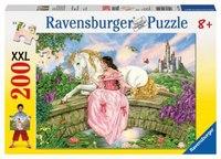 """Пазл """"принцесса у пруда"""" (200 элементов), Ravensburger"""