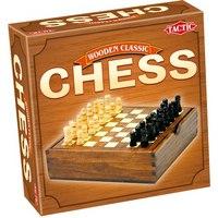 """Настольная игра """"шахматы"""" (мини), Tactic"""