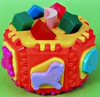 """Логический куб """"детский сад"""", Nina"""