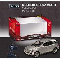 """Машина радиоуправляемая """"mercedes-benz ml 500"""", XQ"""