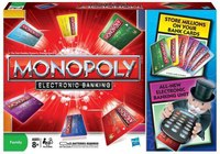"""Настольная игра """"монополия"""" с банковскими карточками, Hasbro (Хасбро)"""