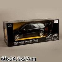 Машина mercedes-benz m-class, Rastar