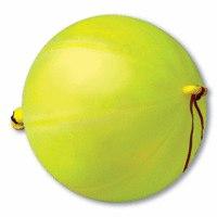 """Комплект воздушных шаров """"панч-болл"""", 50 штук, 12 неоновых цветов, Веселая Затея"""