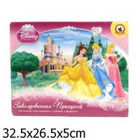 Игра настольная «принцессы», Русский стиль