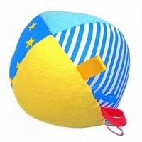 """Игрушка мяч """"цветные петельки"""", Мякиши"""