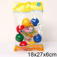 Погремушка на коляску «набор шаров», Аэлита (игрушки)