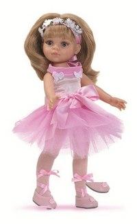 "Кукла ""карла балерина"" (32 см), Paola Reina"
