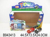Набор машинок инерционных, Toys