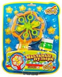 """Мыльные пузыри """"цветок"""", Rainbow Bubbles"""