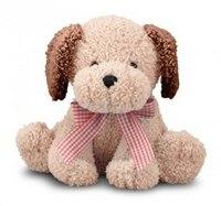 """Мягкая игрушка """"золотистый щенок"""", Melissa & Doug"""