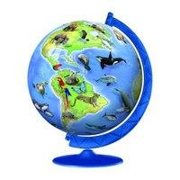 """Пазл-шар """"животные мировой красной книги"""", 180 элементов, Ravensburger"""