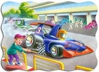 """Пазл-midi. """"гоночная машина"""", 30 элементов, Castorland"""