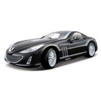 """Коллекционная модель автомобиля """"gold. pegout 907 v12"""", Bburago (Ббураго)"""