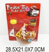 """Игровой набор """"пиратский корабль"""", Shantou Gepai"""