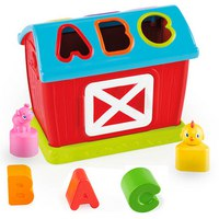 """Развивающая игрушка-сортер """"веселая ферма"""", Bright Starts"""