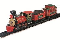 "Железная дорога ""north pole express train set"", EZTEC"