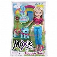 "Кукла moxie ""с питомцем, эйвери"", MGA Entertainment"