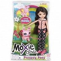"""Кукла moxie """"с питомцем, лекса"""", MGA Entertainment"""