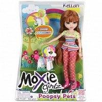 """Кукла moxie """"с питомцем, келлан"""", MGA Entertainment"""