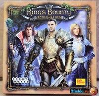 """Настольная карточная игра """"king's bounty"""", Hobby games"""