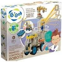 Конструктор «управляемые роботы», Gigo