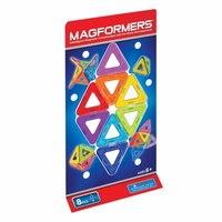 Магнитный конструктор «треугольники», 8 деталей, Magformers