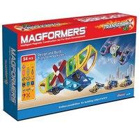 Магнитный конструктор «transform set», 54 детали, Magformers