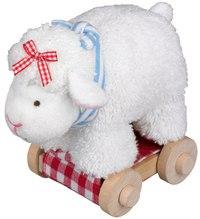 """Игрушка-каталка """"овечка"""", 11 см, Spiegelburg"""