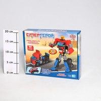 """Конструктор 3 в 1 """"робот-трансформер"""", Play Smart (Joy Toy)"""