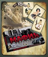 Карточная игра «мафия», Проф-Пресс